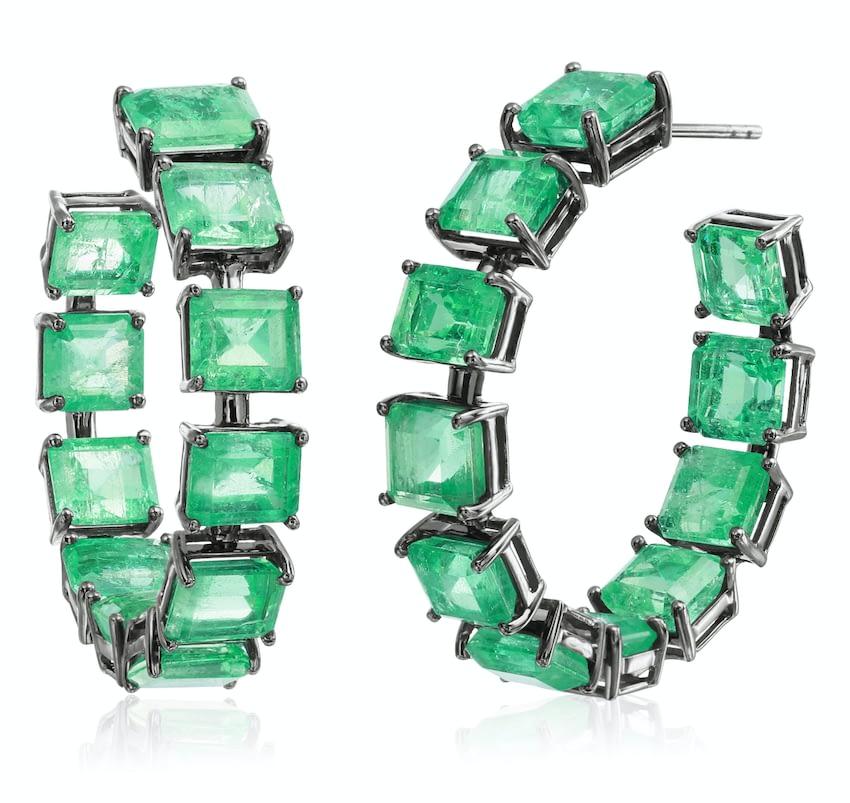 Nina Runsdorf Earrings