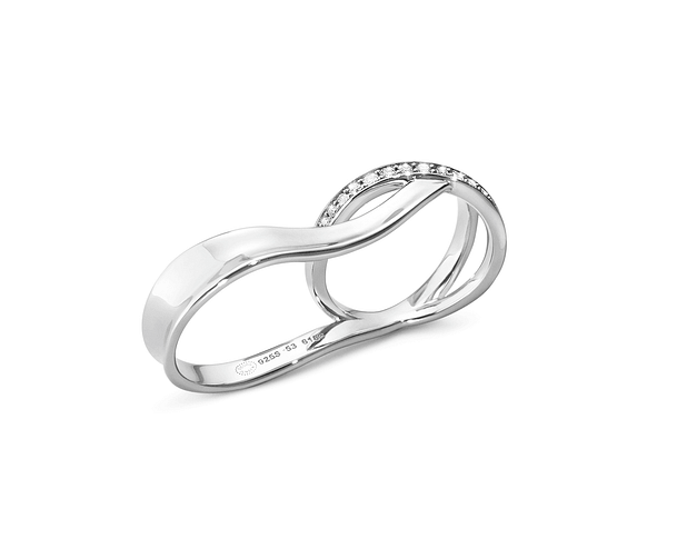 Marcia Double Ring