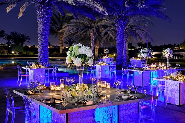 The Scenic Wedding Fair at Address Montgomerie 2